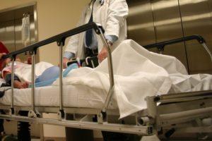 ação contra hospital