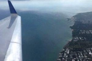 atraso em escala de voo